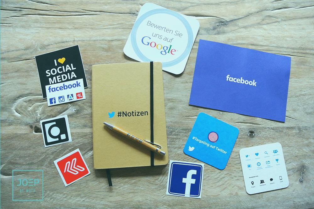 Blog Social Media content hacks 2019 - Headerimage