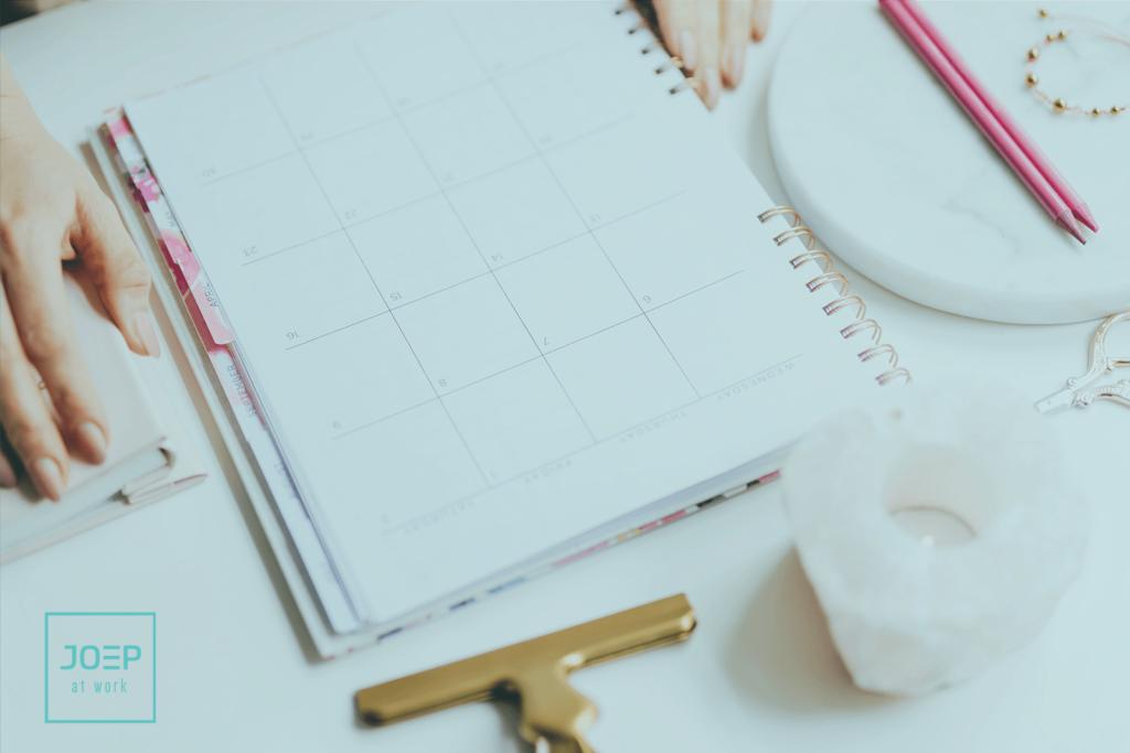 Blog 12 x inspiratie voor jouw marketing content kalender - Headerimage