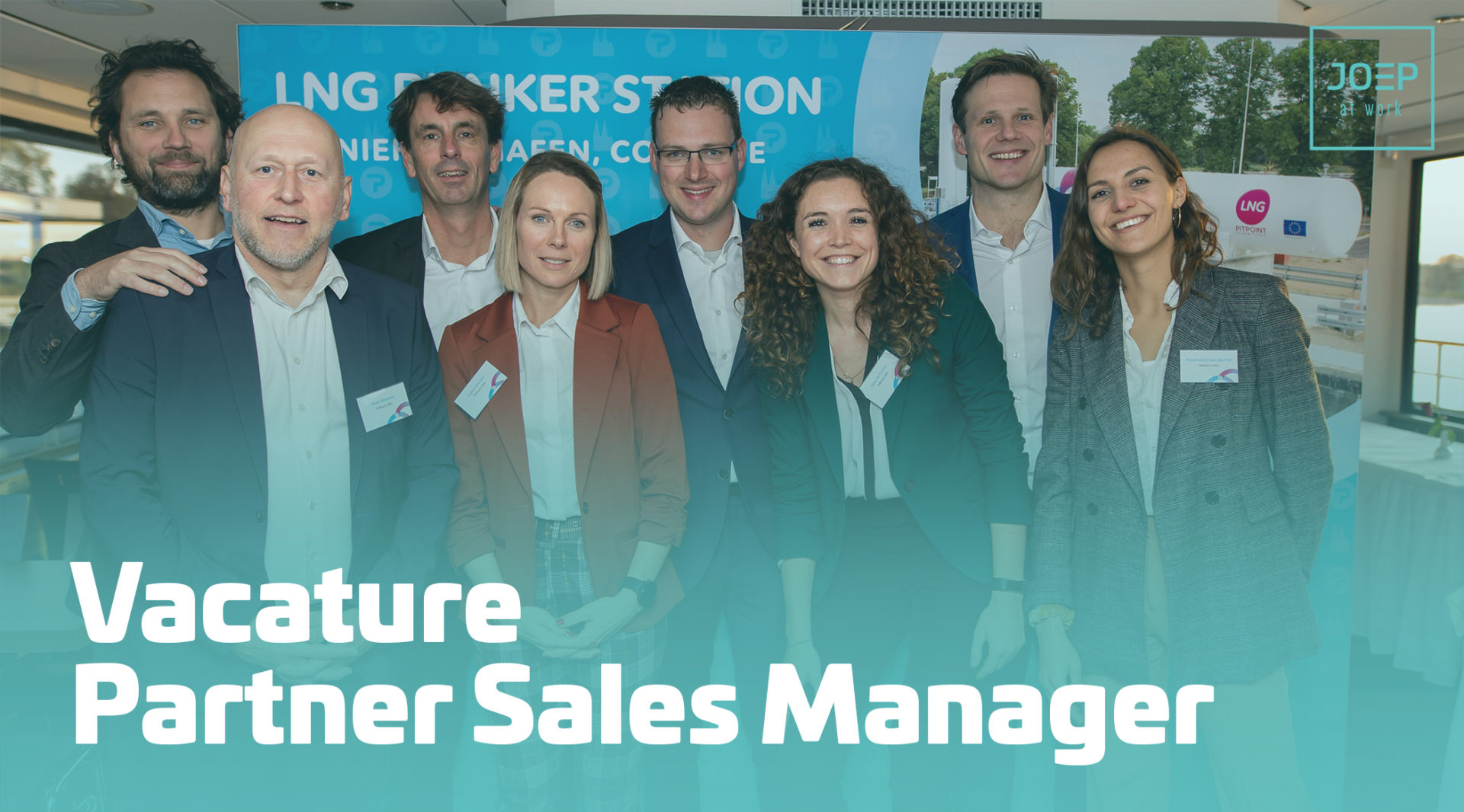 Vacature Partner Sales Manager